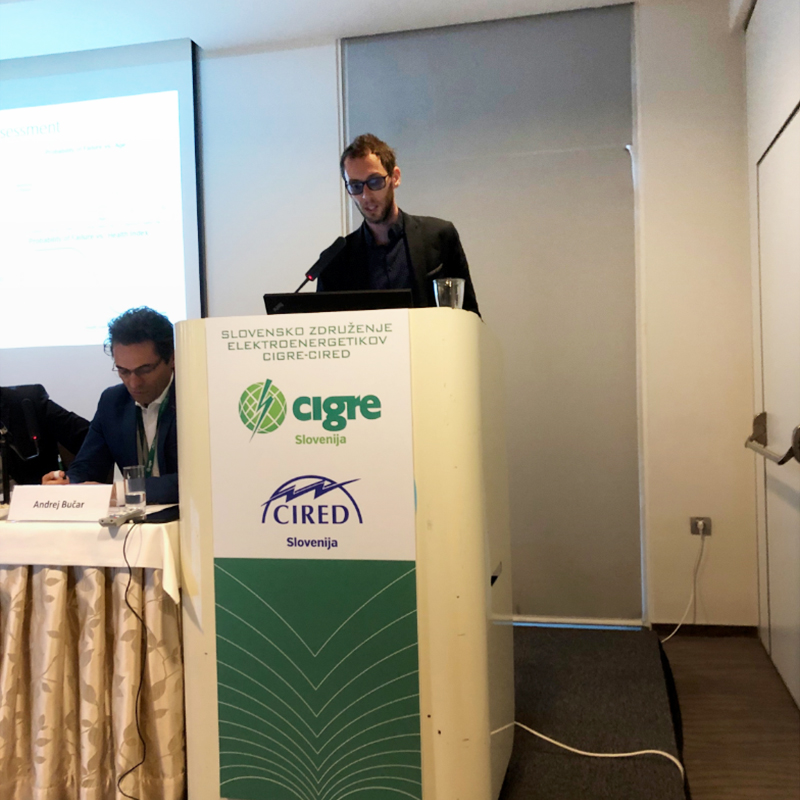 [CONFERENCE] 14th Conference of Slovenian Electric Power Engineers CIGRE-CIRED