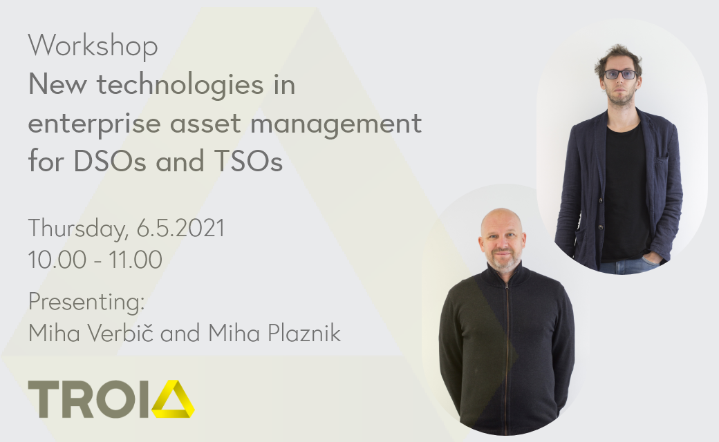 New technologies in asset performance management for DSOs and TSOs